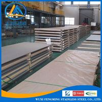 Anti-fingerprint hot rolled 304 stainless steel sheet