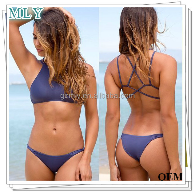 2016 european swimwear girls womens hot sex images high quality custom bikin