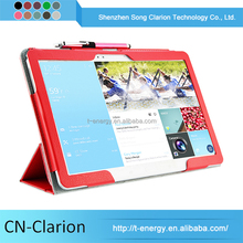 New Popular Shock Proof Case 10.1 Tablet Pc Leather Case For Samsung Galaxy Tab Pro 10.1 T520