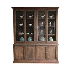 french style furniture antique solid wood kitchen hutch