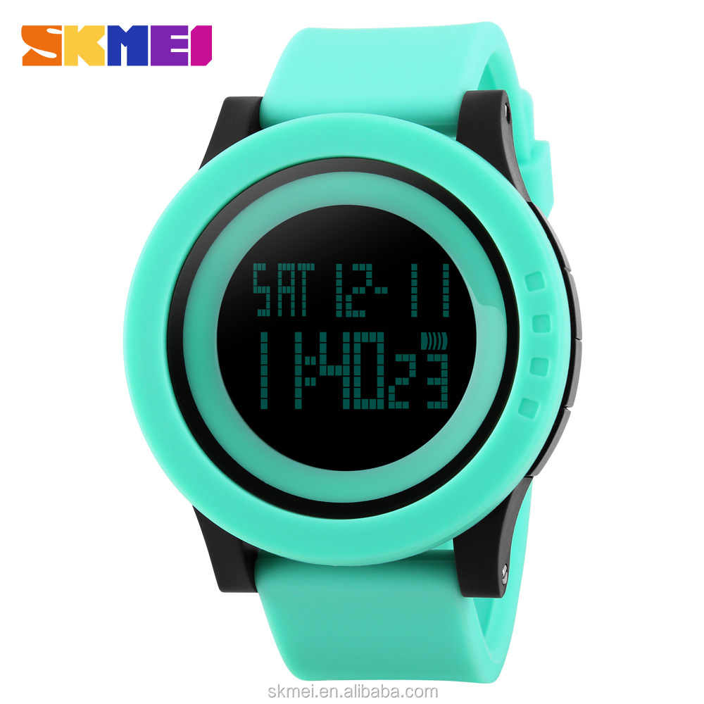 Best silicone watches 2016 digital model watches many colors available