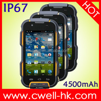 OINOM LMV9 IP67 waterproof antishock Android 4.2 quad core Rugged 3G Smartphone