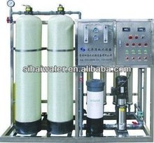Residential / home water treatment plant with UV sterilizer for household daily life