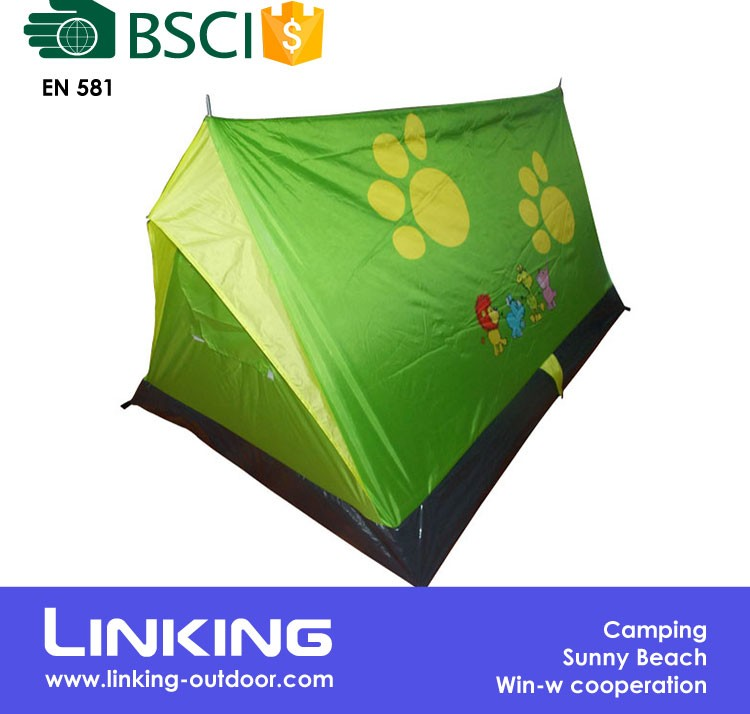 Hiking camping trekking kid play tent