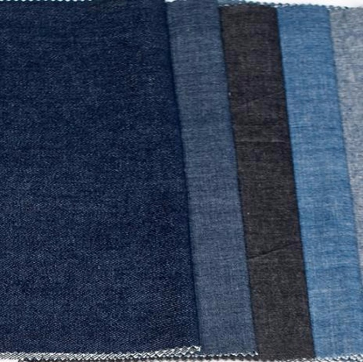 New fashion Wholesale denim fabric stock lot