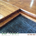 High quality wood appearance bamboo flooring indoor using