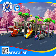 China Entertainment for sales popular playground equipment YL-T053 kids plastic funny games