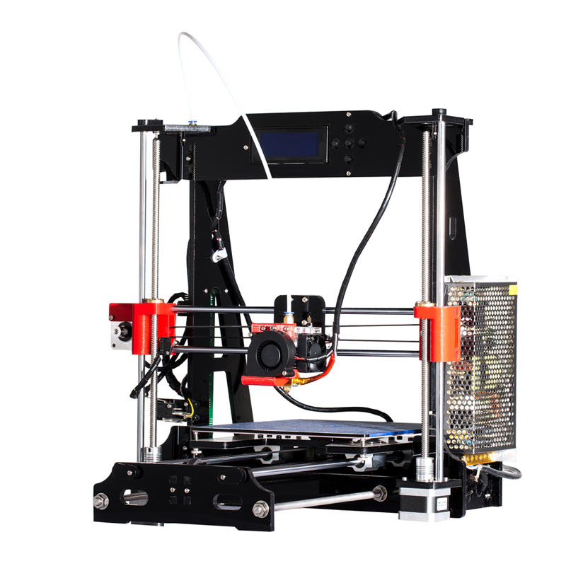New 3d sub surface laser engraving machine CE Approved createbot 3d printer professional 4d printer 3d printer filament