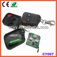 Wireless Universal Programmable Remote Control Used with Copy Machine