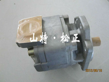 bulldozer spare parts, D375A-1 transmission hydraulic pump 704-71-44002