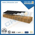 Solar Ground Mounting Kits with Aluminium Pile