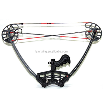 Junxing sports Wholesale Outdoor Hunting Fishing Delta Bow Triangle Bow M109