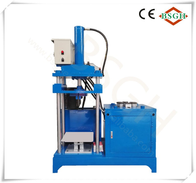 Wasted metal ,motor rotor shredder/Scrap car body recycling machine waste motor rotor stator recycling machine