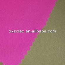 65 polyester 35 cotton fabric blend dyed shirting poplin fabric for sale