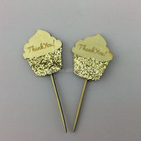 High quality!! Christmas cupcake toppers/cake decorations/cupcake picks