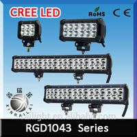 Double row Off Road SUV Driving Light Car Truck LED Light Bar