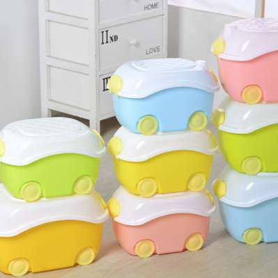 Storage box children's toys box wholesale supply clothing <strong>plastic</strong>