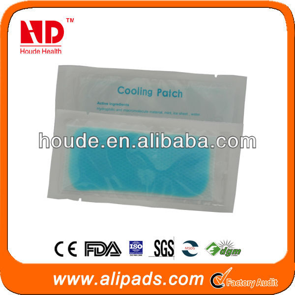 Hot sale in Summer ! Best reducing heat cool patch
