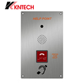 Industrial intercom Top one supplier  Stainless steel telephone video door intercom high quality sip door phone intercoms knzd20