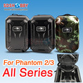 Hard Shell Backpack for DJI Phantom 2/3 All Series Waterproof/Pressure Proof/Shock Resistance