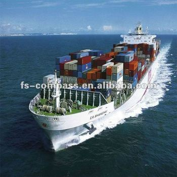 Shipping container for DDU service from China to Vancouver MONTREAL Canada