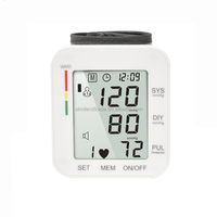 fully automatic wrist type digital blood pressure monitor