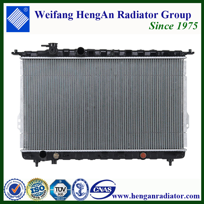 cheap car radiator for Hyundai Sonata radiator for Hyundai