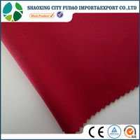 China textiles Woven 100 Polyester Dyed Satin Chiffon Fabric