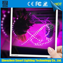 CE/RoHS Certification DC5V non-waterproof rgb dream color SK6812 led strip with connector