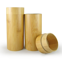 Good design bamboo sunglasses box,wooden box for sunglasses,sunglasses bamboo cylinder