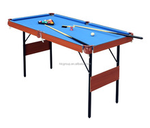 "HLC 55"" Folding Space Saver Pool Billiard Table"
