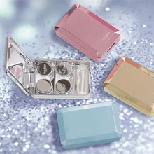 Candy color beauty pupil box, contact lens case, glasses box