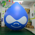 Helium Giant Advertising Customized Inflatable Waterdrop Balloon