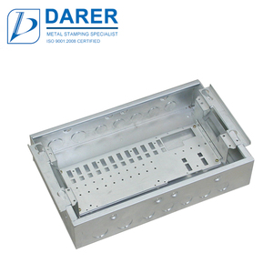 Professional custom Professional Factory Made metal box