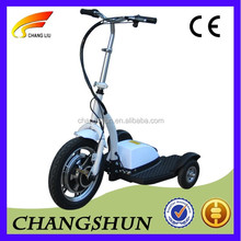 New 500W 3 Wheel Cheap China Adult Electric Scooter