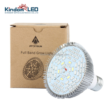 New product Full spectrum ce rohs e27 bulb led grow light for greenhouse parlight led grow light 50w