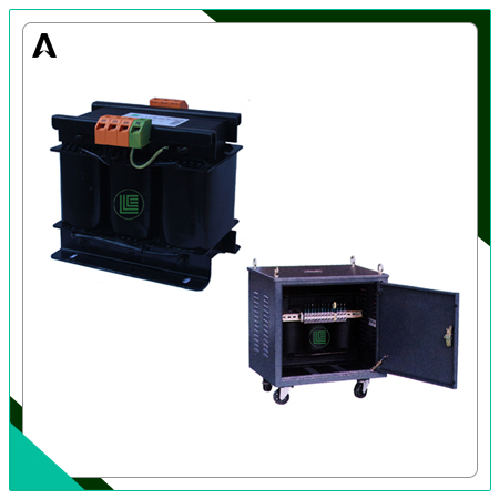 high quality 380v 0.5 kva 100kva step down electric dry type isolated power supply transformer
