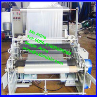 double layer plastic film blowing moulding machine/Convenience bag film making machine/inner bag film blowing machine