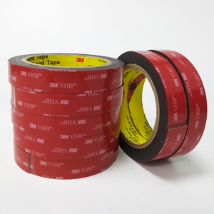High Adhesion Acrylic Adhesive 3M 5952 VHB Double Sided Heat Resistant Foam Tape