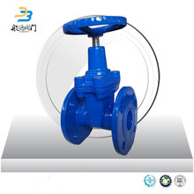 Dn150 Different Type Of Gate Valve Flange Sealed