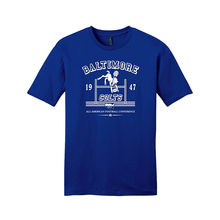 Baltimore Souvenir Colts High Quality Fashion Football Blue T-Shirt
