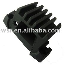 Silicon rubber factory for electronic fitting accessory