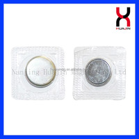 China supplier OEM hot hidden strong magnet magnetic button price list