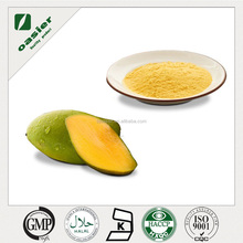 Oaiser alibaba china supplier free sample 100% natural good taste desiccated Mango Powder with Colour Free