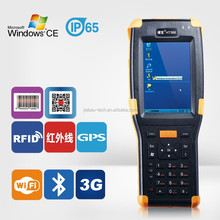 Win CE barcode scanner handheld electrical power meter reading device