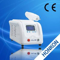 HONKON-MV8 laser physical equipment for tattoo removal