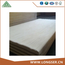 Wholesale price 4ftx6ft good reconstructed hardwood veneer for UAE