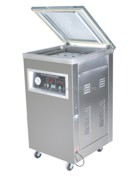 Brick Shape Rice vacuum packing machine for sale DZ-400V