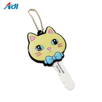 Custom High Quality Cartoon Character Baby Souvenirs 3d Keychain