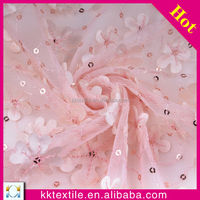 african bazin embroidery polyester embroidery lace designs with beads sequin tulle fabric